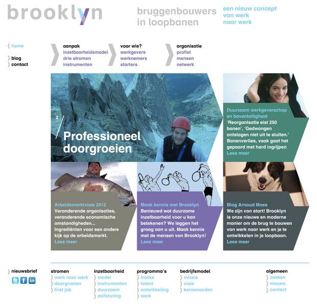 homepage Brooklyn